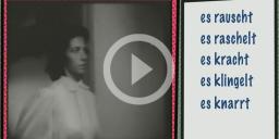 Video: Das kleine Wort 'es'